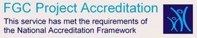 FGC Project Accreditation logo